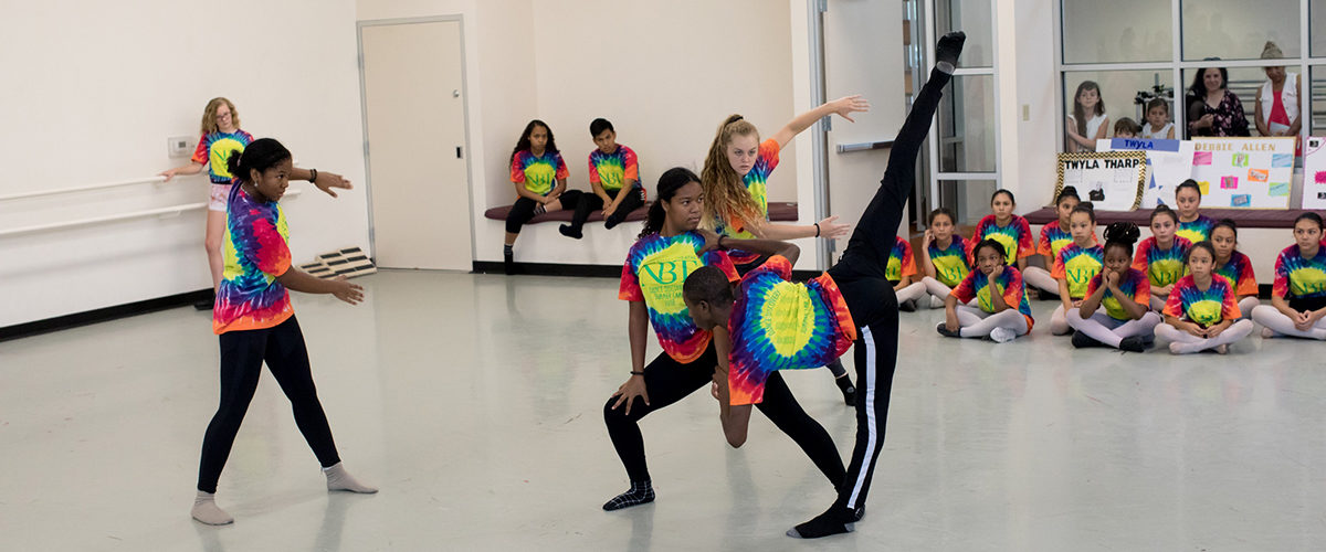 Dance  Discovery Summer  Camp
