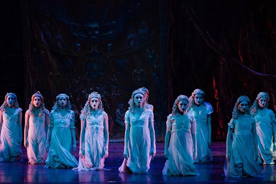 Dracula - Nevada Ballet