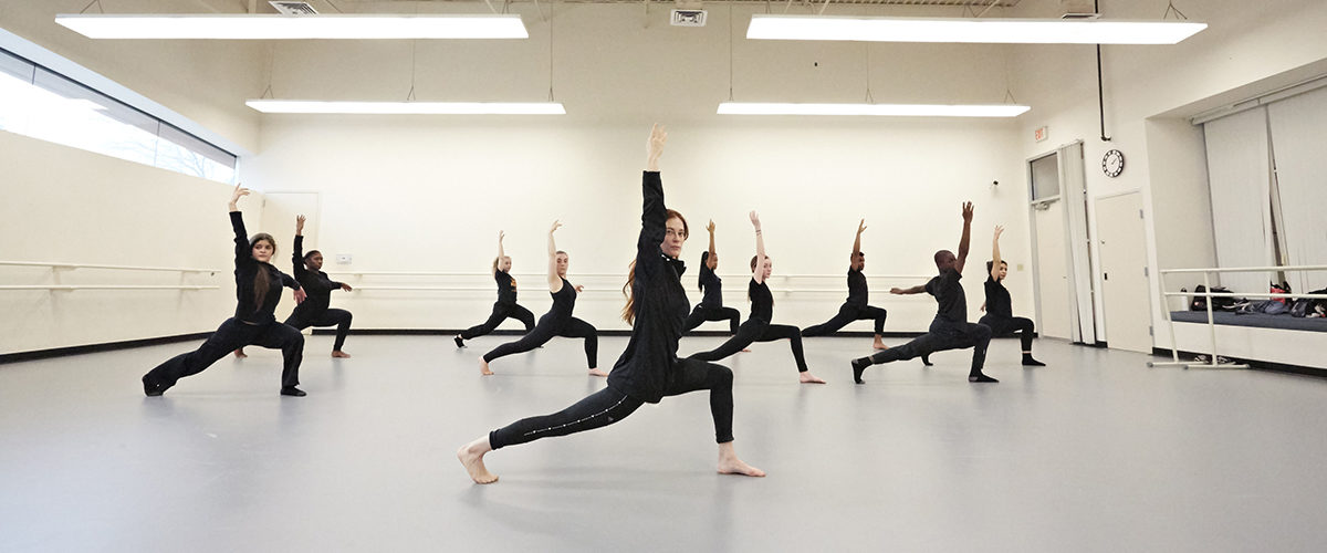 Pre-Professional Dance Program