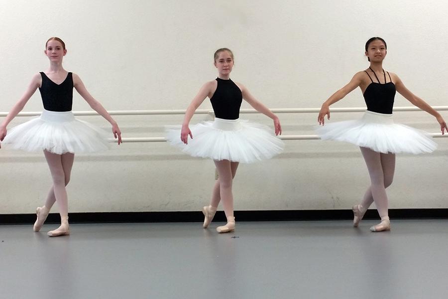 Summer Programs - Nevada Ballet