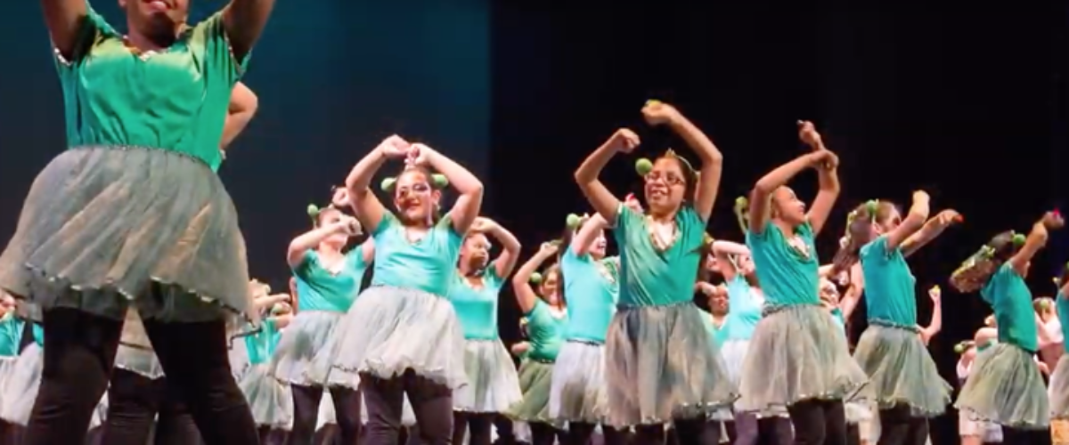 Students Energize The Smith Center Stage