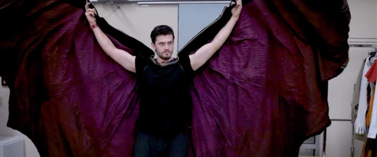 Behind The Scenes: Dracula